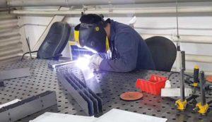Компания Z-Laser. Сварка нержавеющей стали.